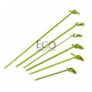 Noshi Bamboo Looped Skewer - 3.5 - 2000/CS