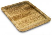 Large Bamboo Tray 14.75 Inch 12/cs