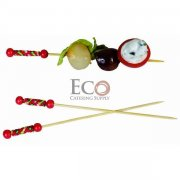 Fuji Bamboo Pick With 2 Red Beads - 4.7 - 2000/CS